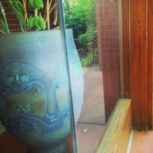 Entry Door - Zimmerman House (Josh Fraser)