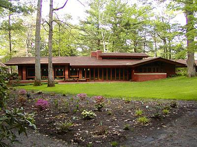 Zimmerman House (from Artsjournal.com)
